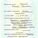 Приложение к диплому - Смаглий В.Б.