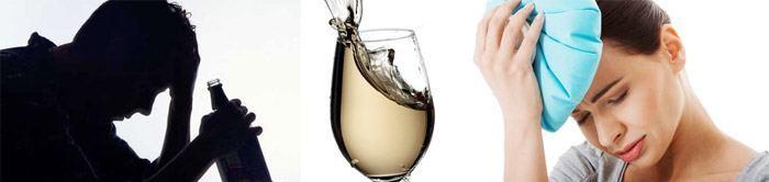 головные и сердечные боли при алкоголизме