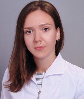 Люзина Ирина Игоревна