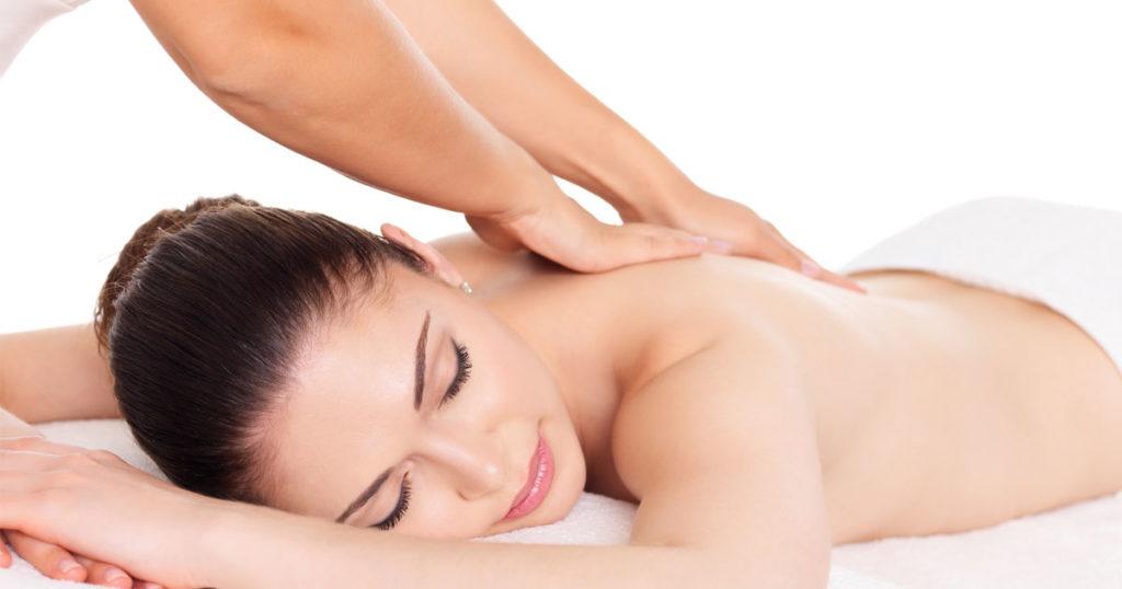 Вытяжение позвоночника массаж